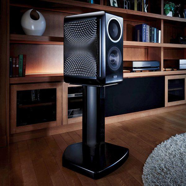 TAD CE1 Lautsprecher Neal Feay Design Schwarz