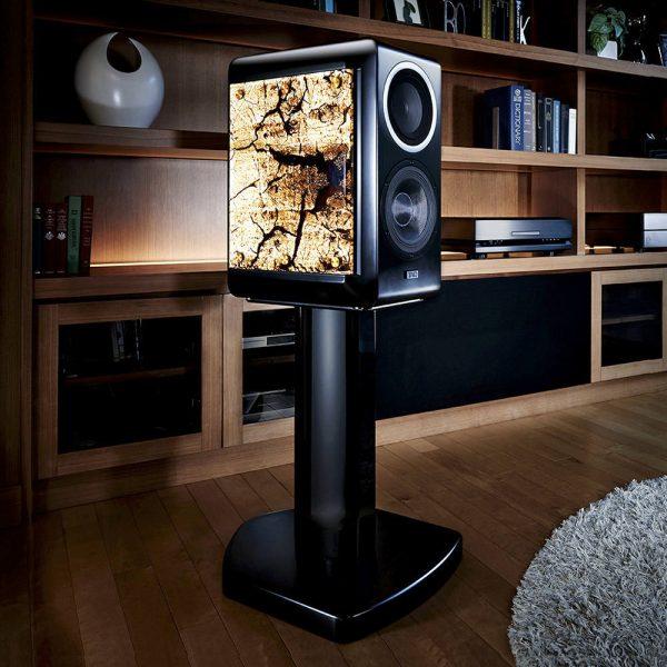 TAD CE1 Lautsprecher Urushi Design Schwarz